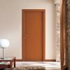 porta in laminato noce chiaro verticale a battente planet doors gd d'origo