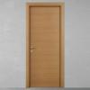 porta in legno noce tanganika naturale battente modello lt dorica castelli
