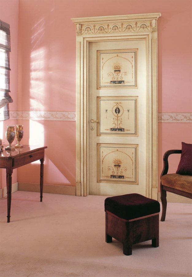 Porte in legno massello casa infissi debernardis - Foto di porte ...