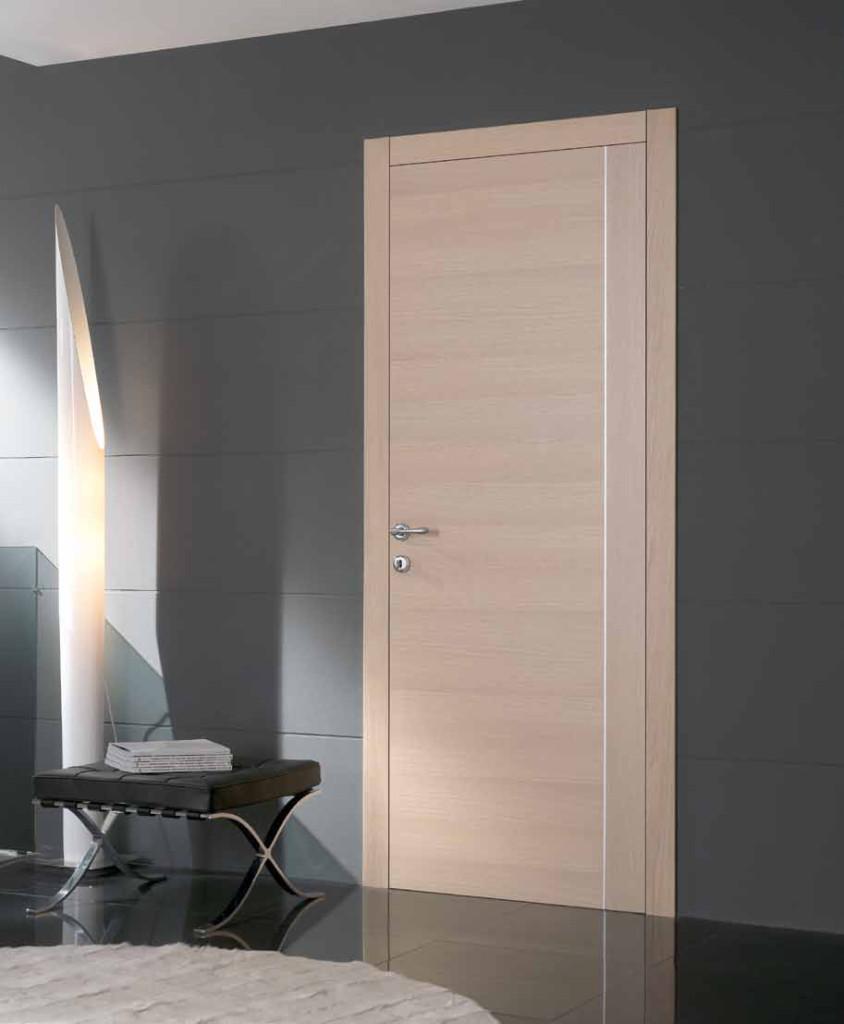 Porte in legno casa infissi debernardis altamura bari - Porta rovere sbiancato ...