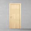 porta in legno acero naturale battente modello lt dorica castelli