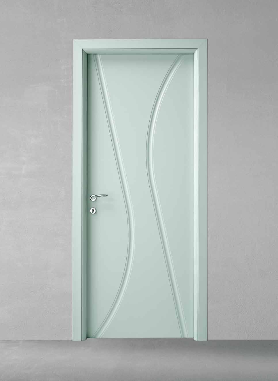 Porte Laccate Bianche Garofoli. Duccio V Laccata Bianco Infissi ...