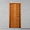 porta in legno ciliegio battente modello lt dorica castelli
