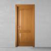 porta in legno tanganika tinto ciliegio battente modello m3 dorica castelli