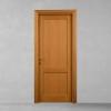porta in legno noce tanganika tinto miele battente modello m3 dorica castelli