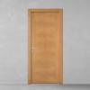 porta in legno tanganika naturale contrato battente modello lt dorica castelli