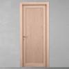 porta in legno ciliegio sbiancato battente modello m3 dorica castelli