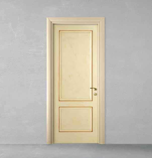 Porte laccate casa infissi debernardis altamura bari - Decorazioni su porte interne ...