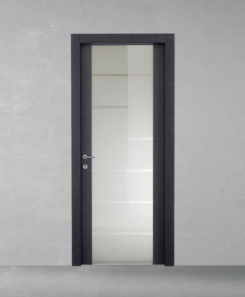 Porte in legno casa infissi debernardis altamura bari - Porte interne rovere grigio ...