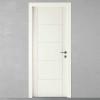 porta in legno laccata incisa bianco a battente dorica castelli