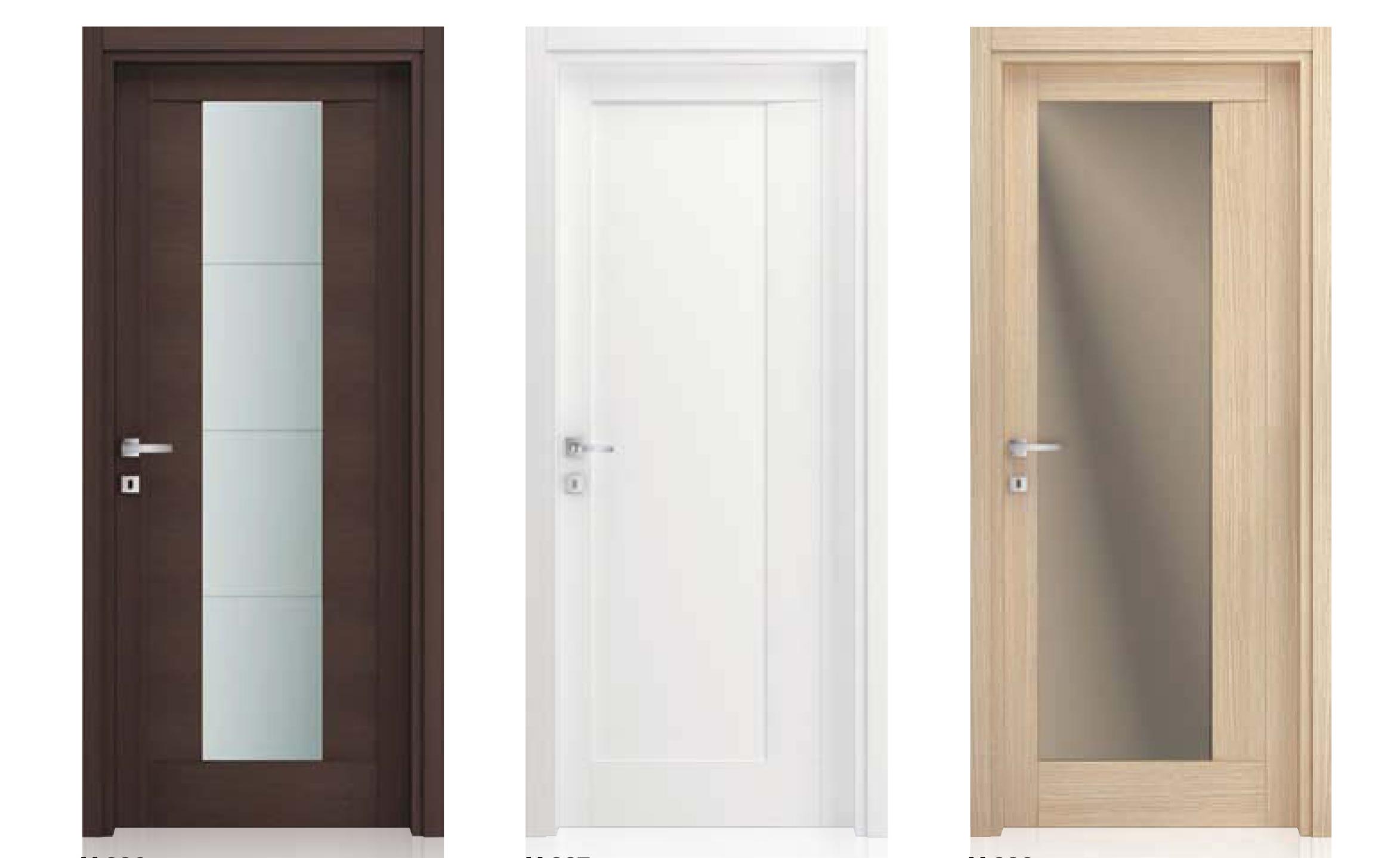 Porte interne vetro satinato porta scorrevole vetro - Porte interne obi ...
