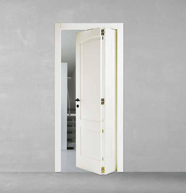 Porte Bianche Legno AN32 ~ Pineglen