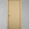 porta in legno frassino laccato a poro aperto caramello battente modello lt dorica castelli
