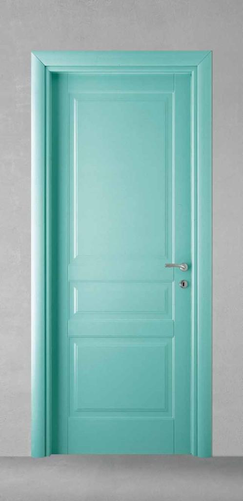 Porte laccate casa infissi debernardis altamura bari - Verniciare porte interne a spruzzo ...