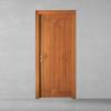 porta in legno pantografata alder tinto ciliegio battente dorica castelli